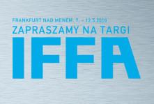 Targi IFFA – Najważniejsze targi branży przetwórstwa mięsnego, Frankfurt nad Menem,7-12.05.201