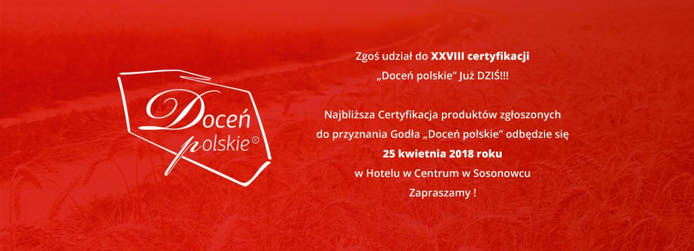 Program Promocyjny 'Doceń polskie'