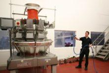 Rozwiązanie problemu wnikania wody przy ważeniu świeżych i mrożonych produktów