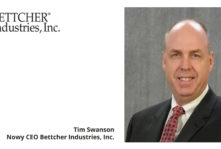 Bettcher Industries, Inc. ogłasza mianowanie Tima Swansona nowym Dyrektorem Generalnym