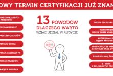 """13 powodów dlaczego warto wziąć udział w audycie """"Doceń polskie""""!"""
