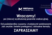Od października MEATplace.pl rusza z kolejną odsłoną webinarów!