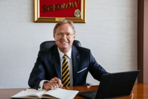 Boguslaw Miszczuk - Prezes Zarządku Sokołów