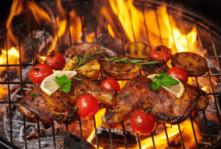 Wyroby mięsne przeznaczone do grillowania