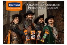 Tarczyński zaskakuje oryginalnym spotem reklamowym w najnowszej kampanii marki!