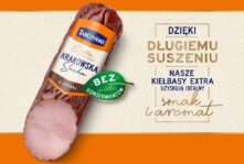Tarczyński rozwija asortyment wędlin. Nowy produkt odpowiedzią na preferencje konsumentów